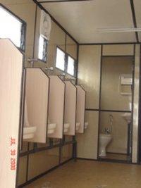 Bunkhouse Portable Toilets