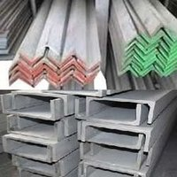 Stainless Steel Angle And Channel