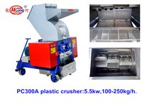 Plastic Shredder Recycling Machine