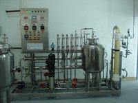 Purified Water Generator With EDI