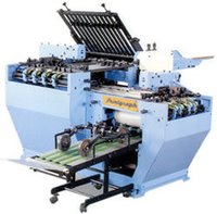 Fully Automatic Book Folding Machine