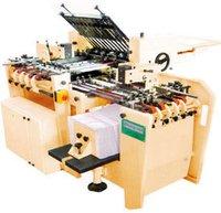 Semi Automatic Book Folding Machine