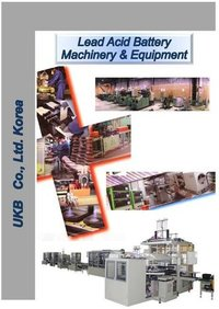 Industrial Battery Making Machines