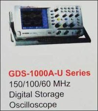 Digital Storage Oscilloscope (GDS 1000 A)