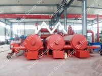 Large Capacity Continuous Waste Tyre Pyrolysis Plant