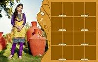 Magic Masala Cotton Printed Salwar Suit