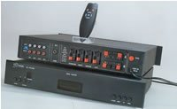 Home Theater Amplifier