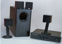 Home Theater System (Be - P)