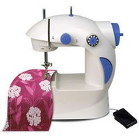 Mini Sewing Machine with Thread Set
