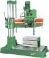 Standard Radial Drilling Machines