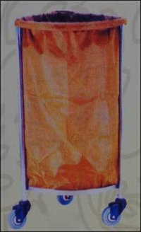 Soiled Linen Trolley 106