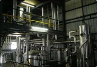 Deodorization For Edible Oil Refinery