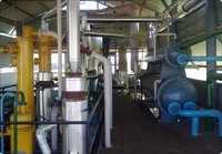 Distillation For Solvent Extraction Plant