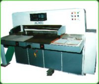 Print Finishing Machine
