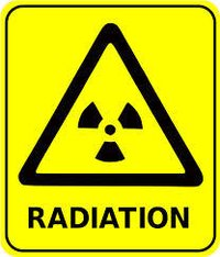 Radiation Safety Sign Boards
