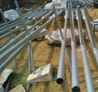 5 Meter MS Solar Street Light Poles
