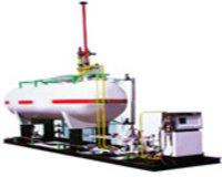 LPG Cylinder filling stations