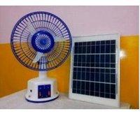 Solar Rechargeable Fans