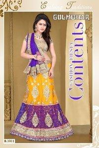 Gulmohar Bridal Dress