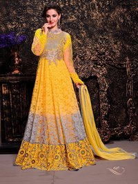Ethnic Anarkali Salwar Suit