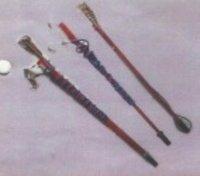 Discharge Rods