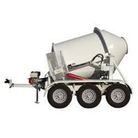 Mobile Concrete Mixer