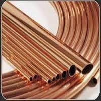 Industrial Copper Plain Tubes