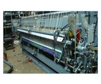 Plastic Mat Loom Machine 72""