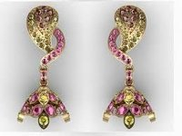 Jhumki Imitation Earring