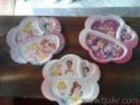 Melamine Kids Partition Plates