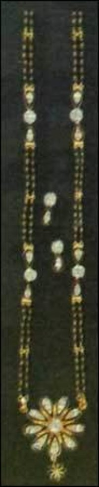 Gold Forming AD Mangalsutra