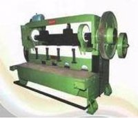 Advnace Over Crank Shearing Machines