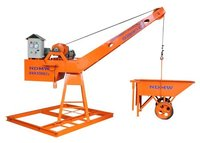 Concrete Lifting Machine
