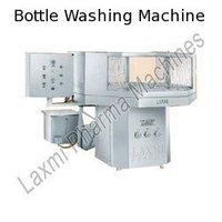 Soft Drink Bottle Washing Machine
