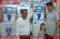 Blue Mount Alkaline RO Water Purifiers