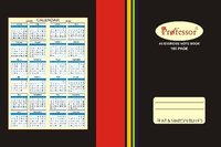 A5 Size Double Pasted Exercise Notebooks (160 Pages)