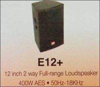 2 Way Full Range Loudspeaker (12 Inch)