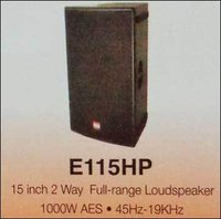 2 Way Full Range Loudspeaker (1000 W)