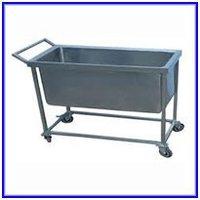 Stainless Steel Sink Trolley