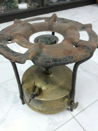 Old Brass Kerosene Stove