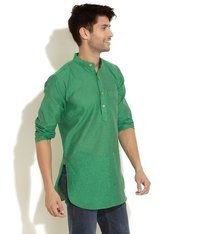 Shorts Kurta For Men