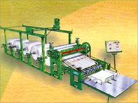 Reel Paper Sheet Cutting Machine With Automatic Stacking