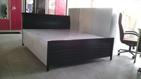 Metal Beds (Black And White)