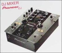 Professional DJ Mixer