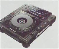 Highly Durable Professional CD Players
