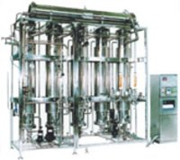 Multi-Column Distilled Water Plant