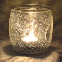 Crackle Aroma Oil Burner