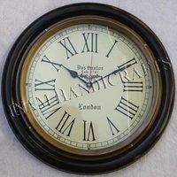 Wooden Frame Wall Clocks