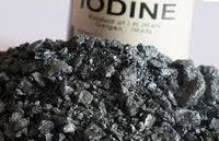 Pure Crude Iodine