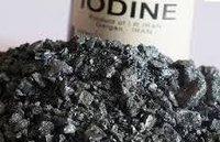 Pure Crude Iodine